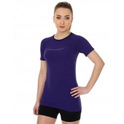Koszulka damska 3D Run PRO z krótkim rękawem
