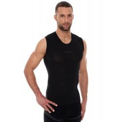 Koszulka unisex typu base layer bez rękawów