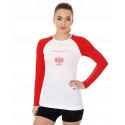 Koszulka damska 3D Husar PRO z długim rękawem