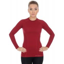 Koszulka damska z długim rękawem ACTIVE WOOL