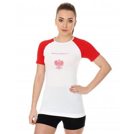 Koszulka damska 3D Husar PRO z krótkim rękawem