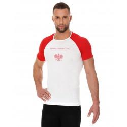 Koszulka męska 3D Husar PRO z krótkim rękawem