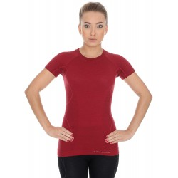 Koszulka damska z krótkim rękawem ACTIVE WOOL