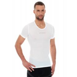 Koszulka unisex typu base layer z krótkim rękawem