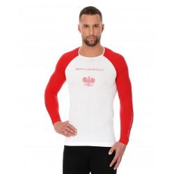 Koszulka męska 3D Husar PRO z długim rękawem