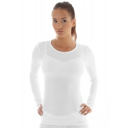Koszulka damska z długim rękawem COMFORT WOOL