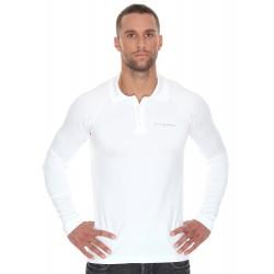 Koszulka męska polo PRESTIGE z długim rękawem